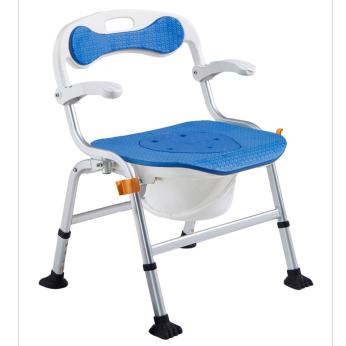Multifunctional commode chair