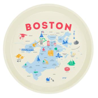 Boston Round Tray