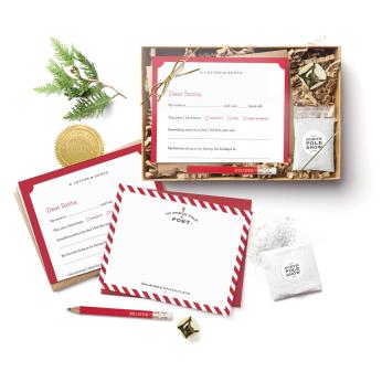 The Santa Letter Kit