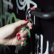 Stay Safe Key Ring