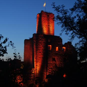 Burg Hilpoltstein   Hilpoltstein