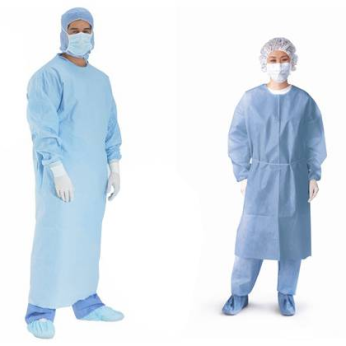 Disposable Surgical Gown/Reinforced