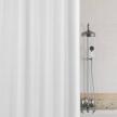 Chortex® Shower Curtain, White