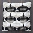 Zubair Geometric Cushion