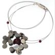 16.Handmade Jewelry - WIRE NECKLACES 17'' (F)