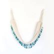 Handwoven Turquoise Hammock