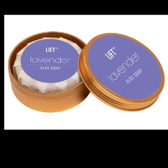 4 oz. Signature Aloe Bath Soaps Lavender