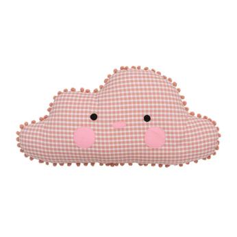 BIG SIZE   Papa Cloud Cushion   PINK
