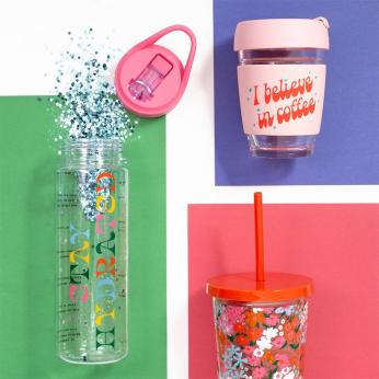 ban.do spring 2021 drinkware collection