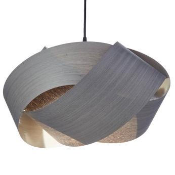 SERENE gray wood Chandelier