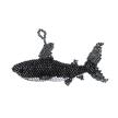 Shark Beaded Ornament