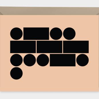 Morse Code Love Card II