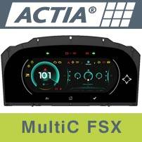 MultiC FSX Integrated Cluster
