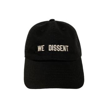 We Dissent Baseball Hat