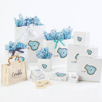 Branded Packaging Collection - Cariblu