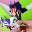 Summer Mr Rabbit Mini Series by 3 Artists