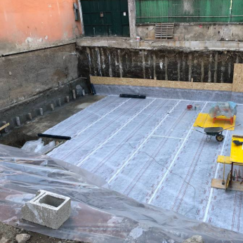 FULLY-BONDED WATERPROOF SYSTEM