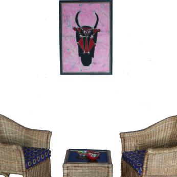 Batik Wall Art