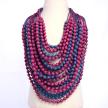 22 Strand Sari Necklaces