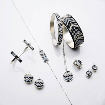 Nuusum Jewellery Collection in Silver