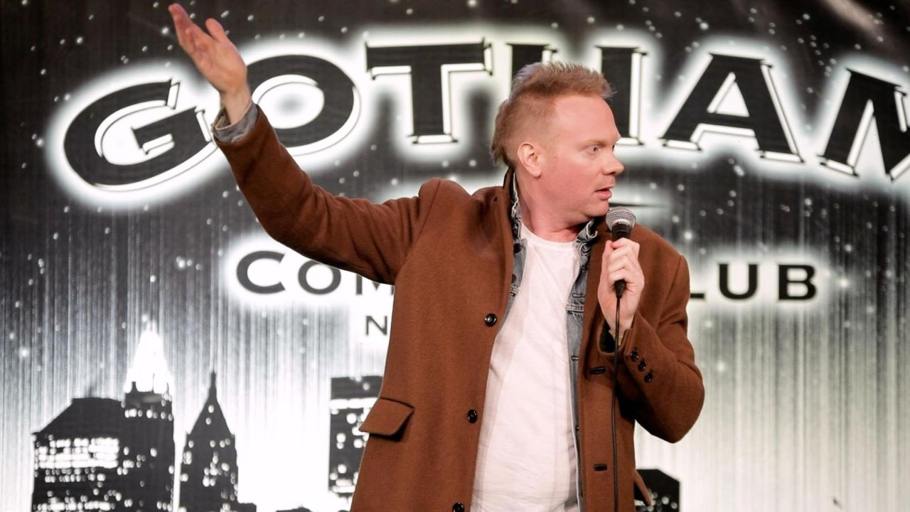 Live from Gotham Comedy Club (NYC)