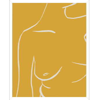 3015-01 Nude in Yellow