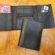 Revved Up Tri-Fold Wallet