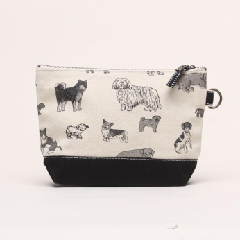 All In Pouches Dog Print