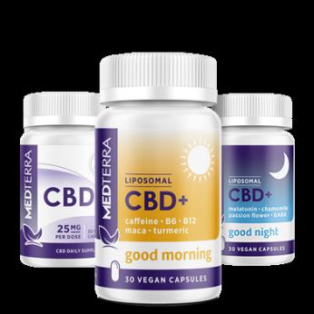 Medterra CBD Supplements