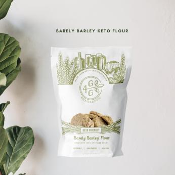 Barely Barley Keto Flour