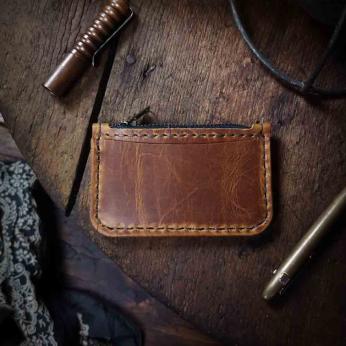 Keel - Zipper Wallet