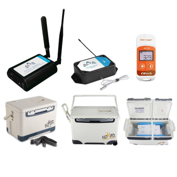Cold-chain Transportation Wireless Systems