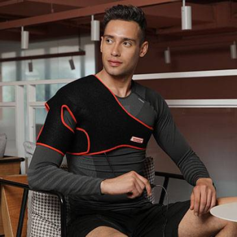 Far Infrared Heating Pad, Gel Sleeve, Cold Compression Therapy System.