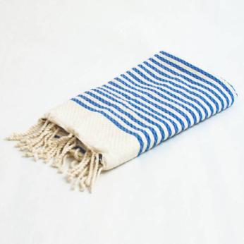 Periwinkle Fouta Towel,  Focalpoint Home