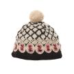 Vintage Chalet Hat - Black