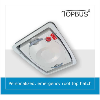 Personalized roof top hatch