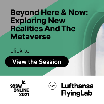 VIEW SESSION | Beyond Here and Now: Exploring New Realities and the Metaverse