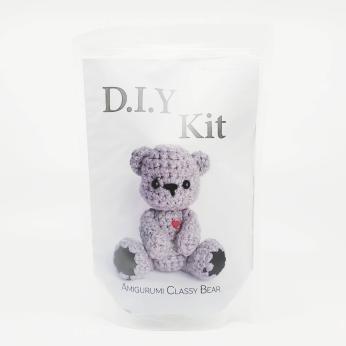 DIY Kit - Classy Bear