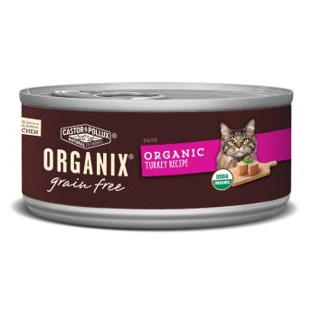 ORGANIX® Grain Free Organic Turkey Recipe
