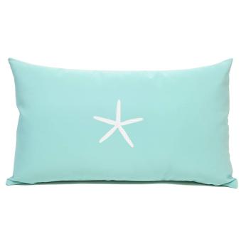 Nantucket Bound Starfish Pillow