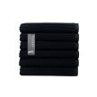 Chortex® Oxford™ Hand Towel, Black