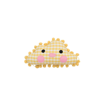 SMALL   Boba Cloud Cushion   YELLOW