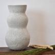 Double moon vase