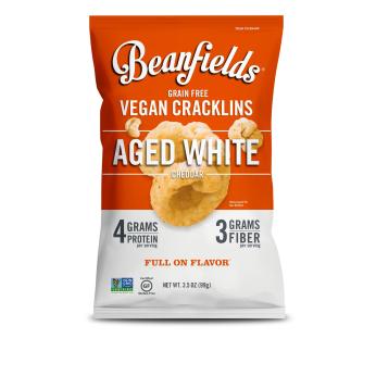 Aged White Cheddar Grain Free Cracklins 3.5oz (6pck)
