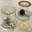 BETWEEN Pop-Up Vase with glass set (S/L)