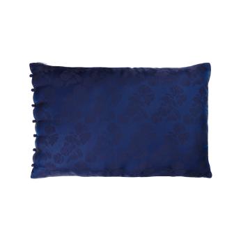 Silk Pillow Case   Night Blue