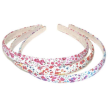 GOODY GUMDROPS LIBERTY PHOEBE SUEDE LINED ALICE BAND