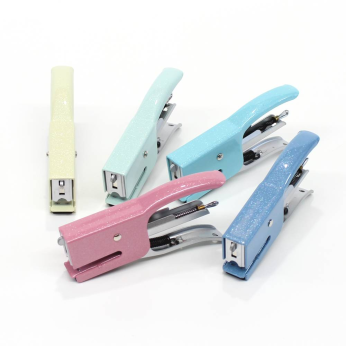 Mini Candy Colors Stapler by MAESTRI