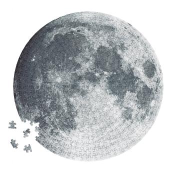 """Moon Lovers"" Circular Puzzle"