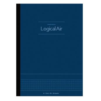 Logical Air Notebook B5(Gray /Navy)